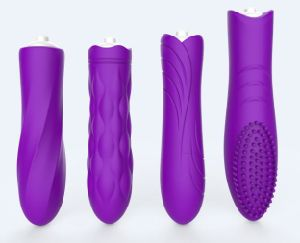 Silicone Kits with 10 Speeds Bullets of Thriller VV110-114 Sex Vibrator pictures & photos