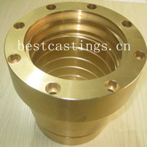 OEM Custom CNC Machining Brass Bushing pictures & photos