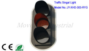 Diameter 300mm RYG LED Traffic Signal Light pictures & photos