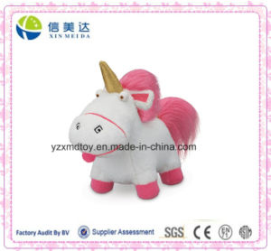 Plush Lovable Fluffy Unicorn Stuffed Animal Toy pictures & photos