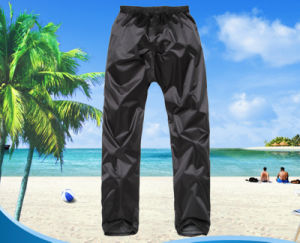 Outdoor Hiking Fishing Waterproof Labor Protection Two-Part Duty Rain Clothes pictures & photos