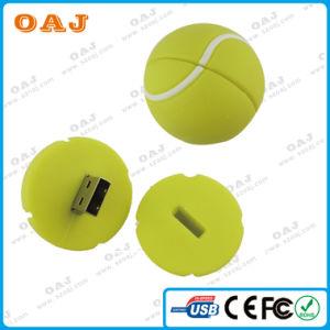 Best-Quality Bobble PVC USB Flash Memory for Ball Shape Gift