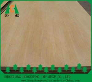 Pine Veneer Wooden Plywood with Competitive Price pictures & photos