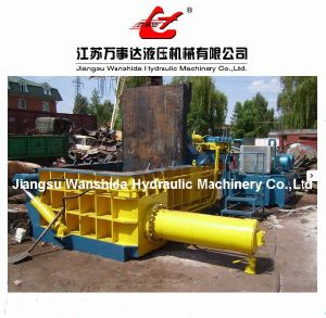 China Scrap & Recycling Hydraulic Metal Baler for Hot Sale pictures & photos