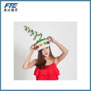 Promotional Gift Customized Logo Promotional Christmas Hat pictures & photos