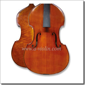 4/4, 3/4 Antique Style Hand Made Advanced Double Bass (BH550) pictures & photos