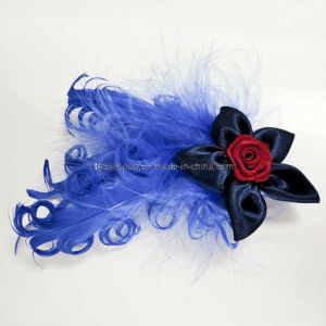 Beauty Feather Hair Clip pictures & photos