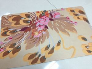 Printing Floor Mat, Custom Door Mat, Rubber Carpet