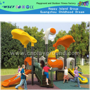 Forest Area Adventure Theme Outdoor Playground Equipment (HC-6401) pictures & photos