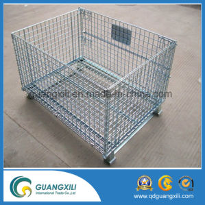 800*600*650 Storage Facilities Collapsible Butterfly Cage pictures & photos