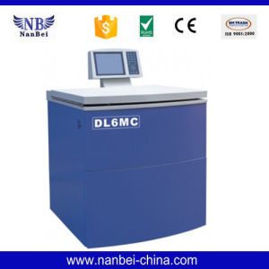 Dl6mc Large Capacity Refrigerated Machine Centrifuge Prp pictures & photos