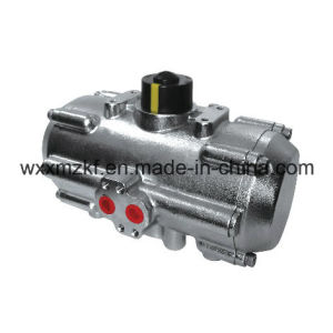 Stainless Steel Pneumatic Quarter-Turn Actuator/Rotary Actuator pictures & photos