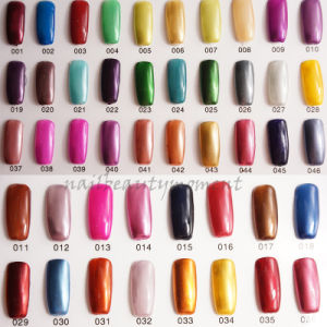 Soak off Nail Metallic UV Gel Polish 46 Colors (UG25)