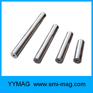 Neodymium Iron Boron Magnetic Filter Bar with Threaded Hole pictures & photos