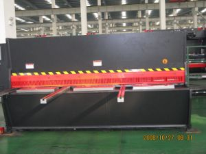 Hydraulic Swing Beam Metal Sheet Shearing Cutting Machine (CL12Y-4X3200)