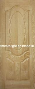 Ash Veneer HDF Door Skin (MDS-001)