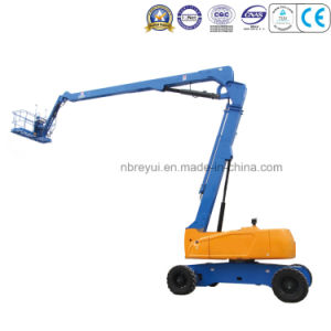 32m Diesel Crank-Type Aerial Work Platform pictures & photos