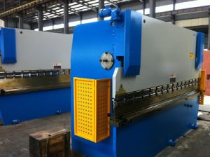 Hydraulic Press Brake Metal Plate Bending Machine (CLPB-FY 63T/2500)