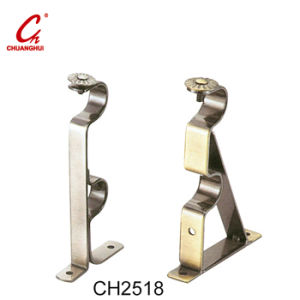 Hardware Curtain Accessories Curtain Rod Bracket pictures & photos