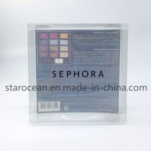 Customized PVC Plastic Packaging Cosmetic Box pictures & photos