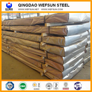 High Quality Aluminium Courrgated Steel Sheet for Roofing and Building (Q195-235) pictures & photos