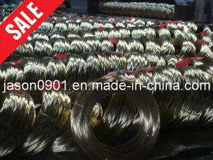 High Carbon Black Annealed Steel Wire pictures & photos