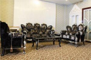 Hospitality Sofa/Hotel Living Room Sofa/Luxury Hotel Sofa (GLNS-1100) pictures & photos