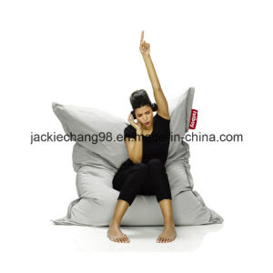 Solid Oxford Rectangle Shape Beanbag Chair for Adult pictures & photos