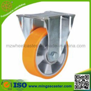 European Type Aluminium Core Polyurethane Industrial Caster pictures & photos
