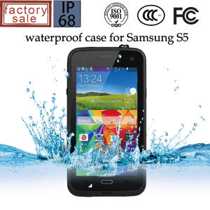 Hot Selling Waterproof Anti-Shock Case for Samsung S5