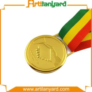 Customized Souvenir Medal with Soft Enamel pictures & photos