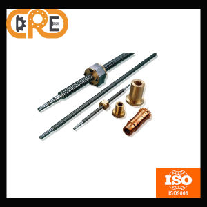 Tr10*2 Acme and Lead Screw for Precision CNC Machines pictures & photos