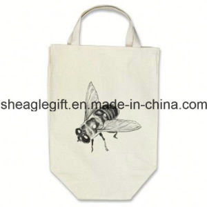 Custom Recycle 100% Bamboo Shopping Tote Bag pictures & photos