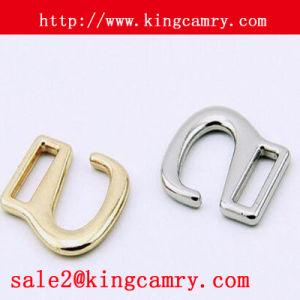 Adjustable Shoe Ring Bra Back Clips Slider Concealed Hook Buckles pictures & photos
