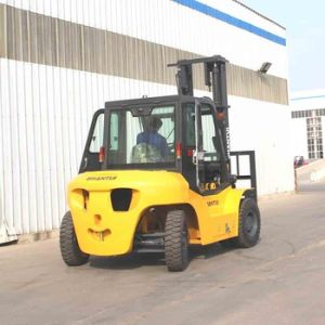 Heli Forklift of China 5 Tons pictures & photos