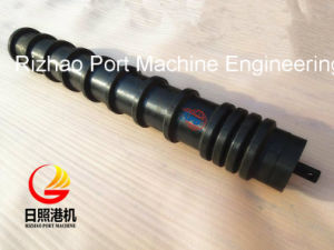 SPD Belt Conveyor Impact Roller, Rubber Roller, Guide Roller pictures & photos