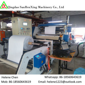 Self Adhesive Label Paper Hot Melt Adhesive Coating Machine pictures & photos