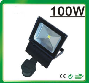 LED 100W PIR LED Floodlight LED Flood Light pictures & photos