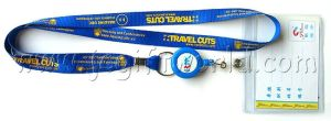 Custom ID Card Holder Lanyard