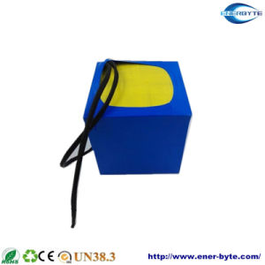 E- Motorcycles LiFePO4 Battery Pack 60V 50ah pictures & photos