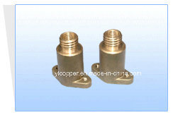 Brass Hot Forging Parts for Machinery Parts pictures & photos