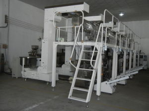 Food Packing Machine / Bag Packaging Equipment (KP320) pictures & photos