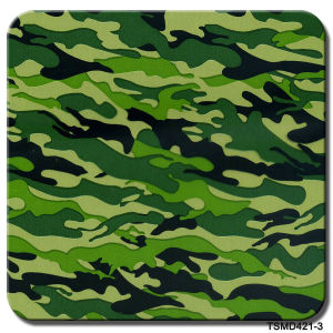 Tsautop 1 Meter Width Camo Water Transfer Printing Film pictures & photos