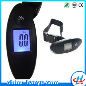 Mini Portable Digital Luggage Scale (OCS-19)