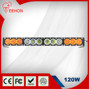 off Road Light Bar 120W IP67 Car LED Light Bar LED Light Bar for ATV SUV Trucks pictures & photos