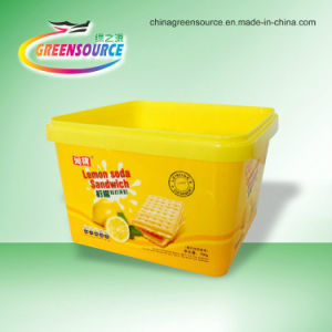 Greensource, in-Mould Labeling for Biscuit Box pictures & photos