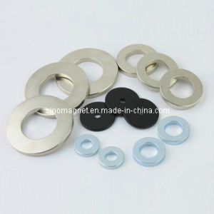 Neodymium Ring Magnets, Ring NdFeB Magnets