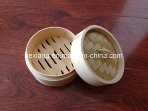 Wholesale Bamboo Basket/Steamer From China Factory pictures & photos