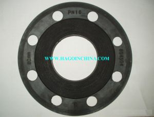 OEM Custom Flange Rubber Gasket pictures & photos