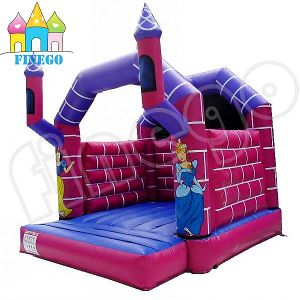 Cheap Durable C Princess Inflatable Bounce House and Slide pictures & photos